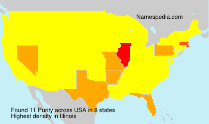 Surname Purity in USA