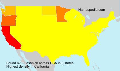 Quashnick