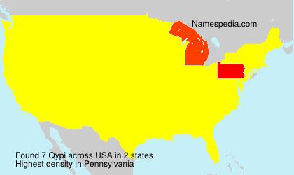 Qypi - USA