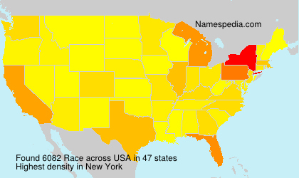 Race - USA