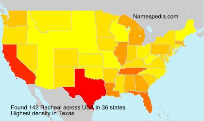 Racheal