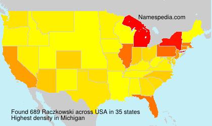 Raczkowski - USA