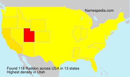 Raddon