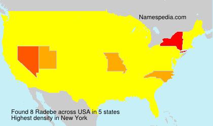 Radebe - USA
