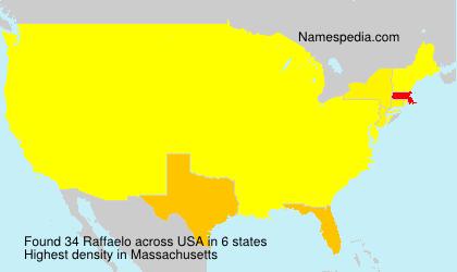 Raffaelo - USA