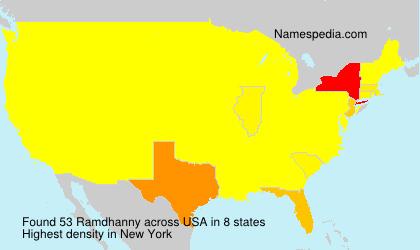 Ramdhanny - USA