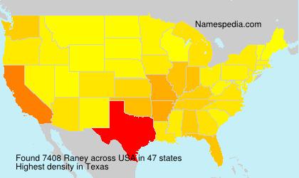 Raney - USA