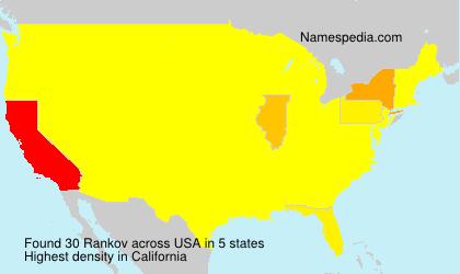 Rankov - USA