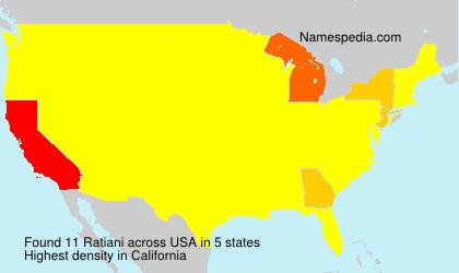 Ratiani - USA
