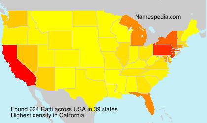 Ratti - USA