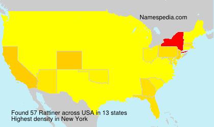 Rattiner - USA