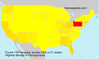 Raupach
