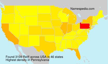Reiff - USA