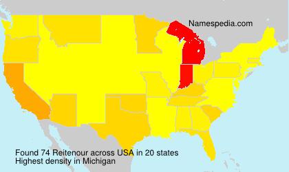 Reitenour - USA