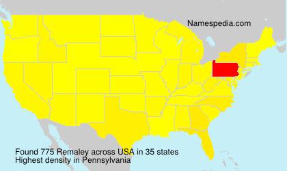 Remaley - USA