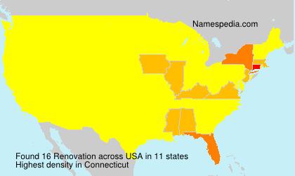 Renovation - USA
