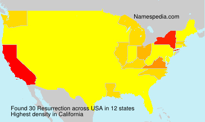 Surname Resurrection in USA