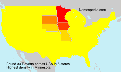 Surname Reverts in USA