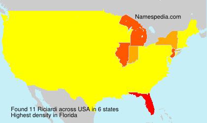Riciardi - USA