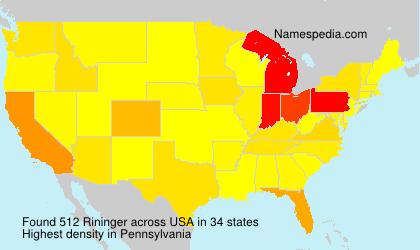 Rininger