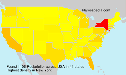 Rockefeller - USA