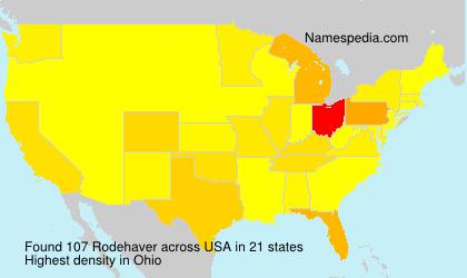 Rodehaver - USA