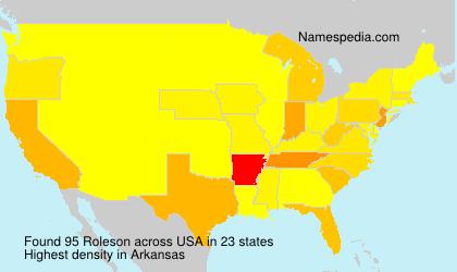 Roleson - USA