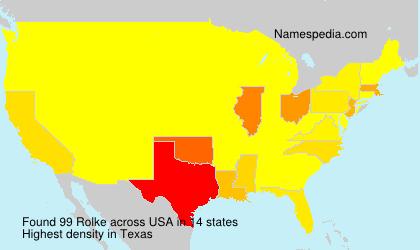Rolke - USA