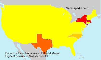 Ronchini - USA