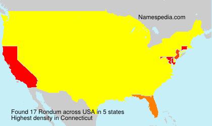 Rondum