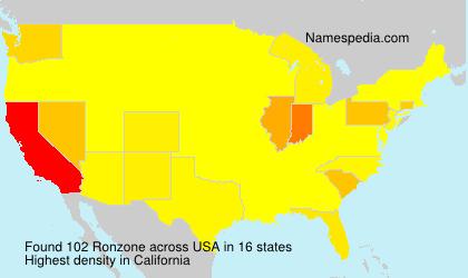 Ronzone