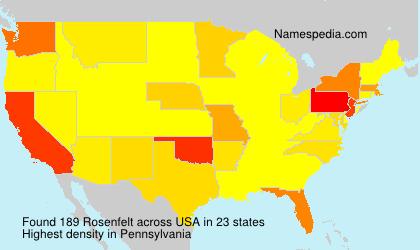 Rosenfelt