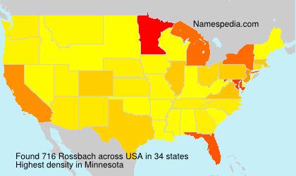 Rossbach - USA