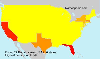 Rouah - USA