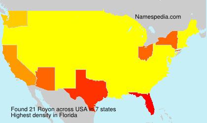 Royon - USA