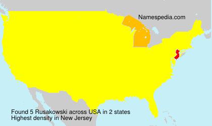 Rusakowski