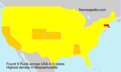 Ruzik - USA