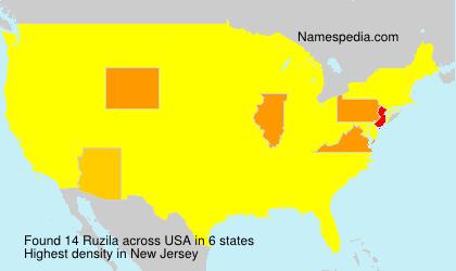 Ruzila - USA