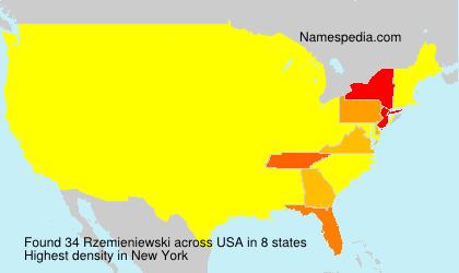 Rzemieniewski - USA