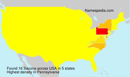Sacona - USA
