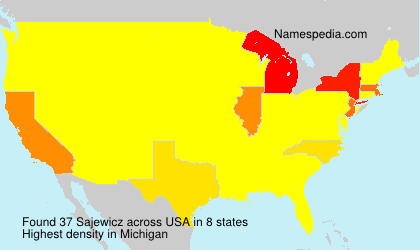 Sajewicz - USA