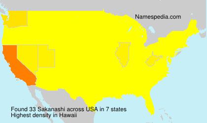 Sakanashi