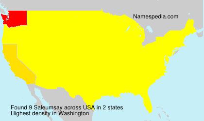 Saleumsay - USA