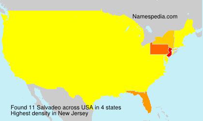 Salvadeo - USA