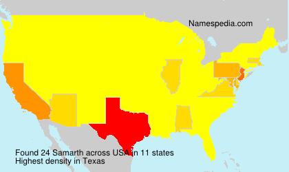 Samarth - Names Encyclopedia