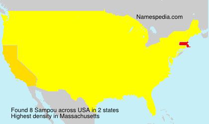 Sampou - USA