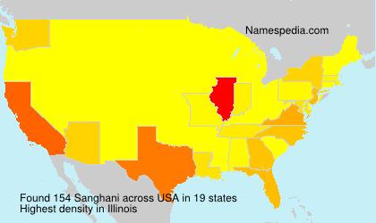 Sanghani - USA