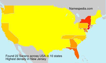 Sarano - USA