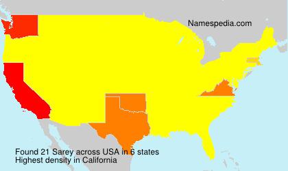 Sarey - USA