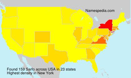 Sarfo - USA